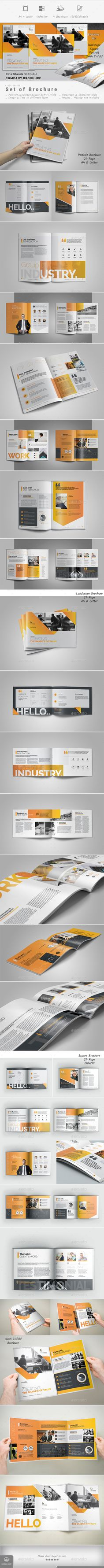 Brochure Pack - Corporate Brochures Download here : https://graphicriver.net/item/brochure-pack/19271601?s_rank=124&ref=Al-fatih