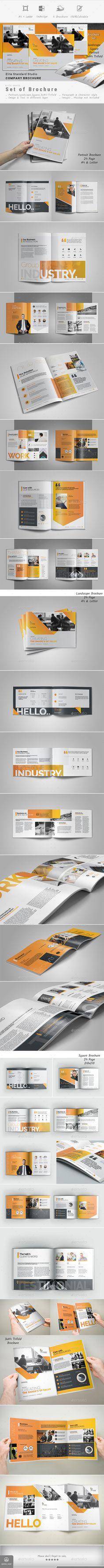 Brochure Pack - Corporate Brochures Download here : https://graphicriver.net/item/brochure-pack/19271601?s_rank=124&ref=Al-fatih