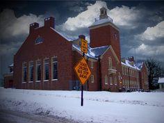 https://flic.kr/p/qmqCec | North Side West Elementary Brookville PA - Denny's School | North Side West Elementary Brookville PA - Denny's School