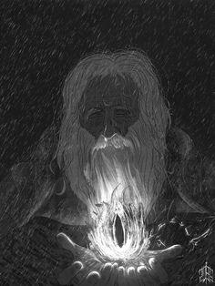 Slave Knight Gael by I-2035.deviantart.com on @DeviantArt