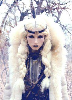 Winter Woods Editorial