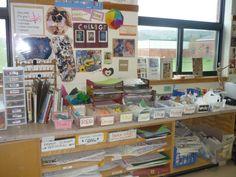 TAB (Teaching for Artistic Behavior)--Studio Centers