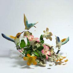 Martin Klimas - Porcelain Figurines.