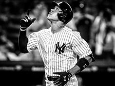 Aaron Judge, one of the most genuine & passionate players to grace the game of baseball. I love this man!!!