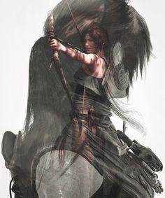 Steam Community: Shadow of the Tomb Raider. Tomb Raider Game, Tomb Raider Lara Croft, Zombie Apocalypse Outfit, Girl Power Tattoo, Video Game Characters, Cultura Pop, Tattoo Studio, Raiders, Female Art