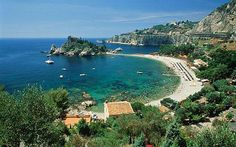 Taormina Sicily one of my favorite places in Sicily