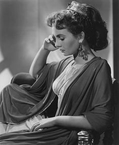 "Jean Simmons ""Androcles and the Lion"" RKO Radio Pictures"