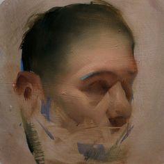 Benjamin Björklund #oilpainting #sketch