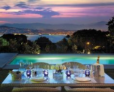 Hotel Du Cap at Eden Rock: one of the best places in the world...