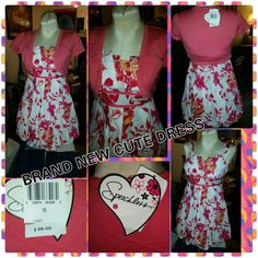 Selling this Little girls flower dress in my Poshmark closet! My username is: kfrye71. #shopmycloset #poshmark #fashion #shopping #style #forsale #Speechless #Dresses & Skirts