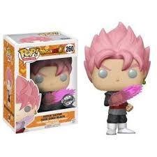 Goku Black Ssj Rose Dbs Super Saiyan Rose Dragon Ball Super Funko Pop Anime