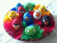 Angrybirds velikonoce