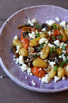 Mandy kertje és konyhája : Tepsiben sült gnocchi