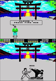 #90sVideoGames Martial Arts Games, 90s Video Games, Christ The Redeemer, Old Video, Parthenon, Single Player, Educational Games, Black Belt, Online Games