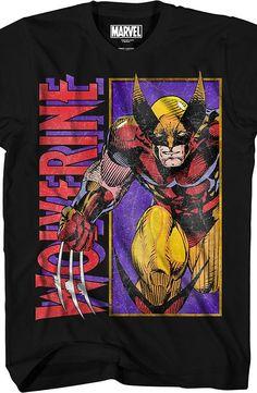 Jim Lee Wolverine T-Shirt