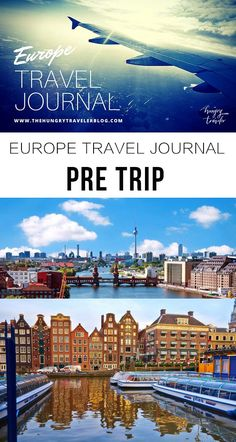 Europe Travel Journal - Pre Trip | thehungrytravelerblog.com