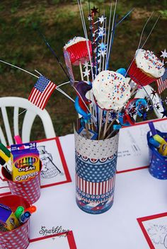 Kids 4th of July Party Activities