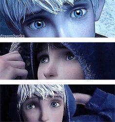 Jack Frost's eyes #ROTG #Jack_Frost