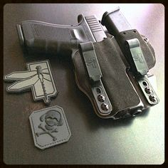 Just received my Box-Of-Awesome from G-Code Holsters. HSP INCOG with a Gen4 Glock 17