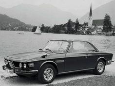 BMW 2800 CS (E9), via Flickr.