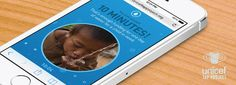 UNICEF Tap Project puts your smartphone to work for good when you're not using it all. Brilliant.