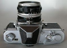 Nikkormat FT. Image from Flickr user the Canuckshutterer. I really dig his sets <3