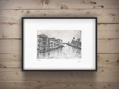 Grand Canal – view from Accademia Bridge  #Venezia #Venice