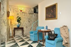 Since 1984 Hotel Raffaello, thanks to our intrepid Engineers and Architects, has been cited in the most important design and architectural design magazines dedicated to interior design throughout the world. It has been considered a 'Record Breaker' for its concept of absolute harmony between both the old and the new.