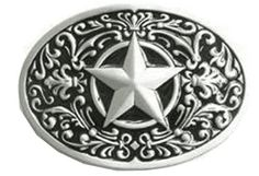 Shop Western Lone Star Belt Buckle created by Personalize it with photos & text or purchase as is! Brown Leather Belt, Black Belt, Cowgirl Belts, Western Belts, Piercing, Branded Belts, Christmas Gifts For Women, Accessories Store, Belt Buckles