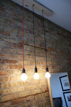 IKEA hemma triple cord light