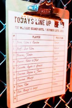 What a great seating chart for a baseball themed Bar Mitzvah! Great ideas from the event - love the opening with the first pitch Bar Mitzvah Party, Bat Mitzvah, Bar Mitzvah Invitations, Birthday Invitations, Baseball Party, Softball Party, Sports Party, Party Themes, Party Ideas