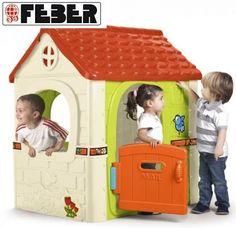 ¡Chollo! Casa de juegos Fantasy House de Feber por 74.99 euros.