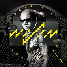 "Reggaeton artist Wisin gets an assist from 50 Cent for his new single ""El Sobreviviente"". This will serve as the intro to his new album El Regreso Del Sobreviviente, which is out now on iTunes. Ricky Martin, Jennifer Lopez, Chris Brown, Music Games, Pitbull, Good Music, My Music, Techno, Fitbit Hr"