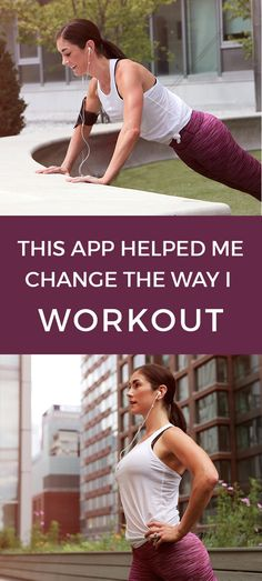 How This App Is Like Having My Own Personal Trainer - Famous Last Words Fitness Diet, Fitness Motivation, Health Fitness, Loose Weight, Get In Shape, Excercise, App, Get Healthy, Personal Trainer