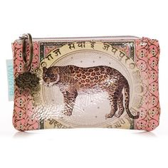 Papaya Art Sexy Animal Coin Purse | Womens Accessories