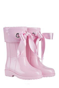 Campera Charol Rosa  #igor #igorshoes #MadeInSpain #boots #botasdeagua #rainboots #HechoEnEspaña #kids #vueltaalcole #niños #peques