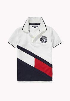 Polo Con Bloques De Color