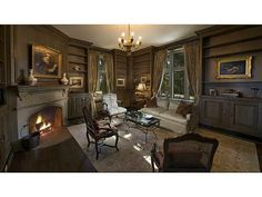 This room possesses one of a kind Old World elegance. Lookout Mountain, GA Coldwell Banker Residential Brokerage $2,995,000