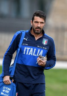 Gianluigi Buffon <3 - ItalyNT