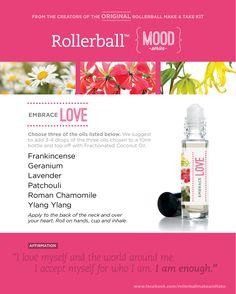 Embrace Love :: Rollerball MOOD Series Make & Take Workshop Kit #rollerball…