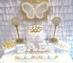 Heavely Baby Shower Party Ideas | Photo 4 of 11