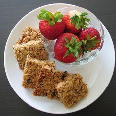 Great Granola Bar Recipe – 7 Points+