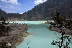 White Crater - South Bandung