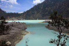 White Crater - South Bandung