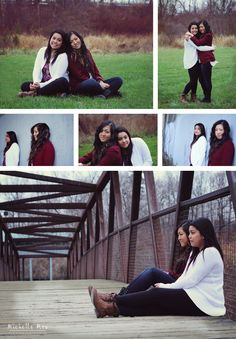 Cute Posing Ideas for Sisters | poses, sister posing ideas, adult posing, family posing, posing ...