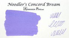 Noodler's Concord Bream Ink (3oz Bottle) Fountain Pen Ink