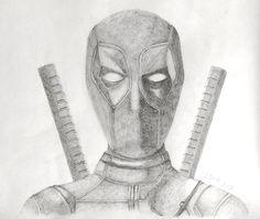 Deadpool by tucna.deviantart.com on @DeviantArt