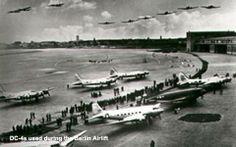 The Berlin Airlift Pictures | Viendo lo del Puente Aéreo, los rusos tenían que intuir que tarde o ...