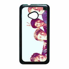 5 Seconds Of Summer 3 HTC One M7 Case