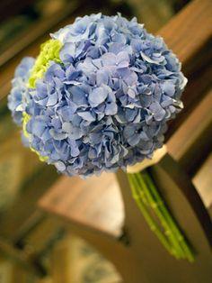 Tendenze: matrimonio in blu